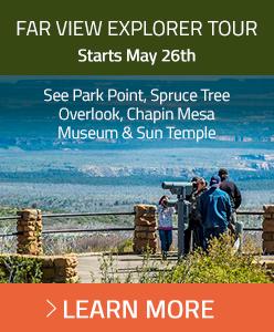 Far View Explorer Tour - LEARN MORE